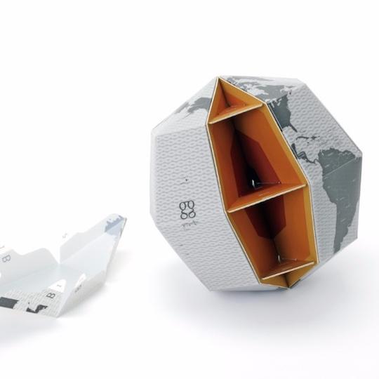 Geografia Design Globe