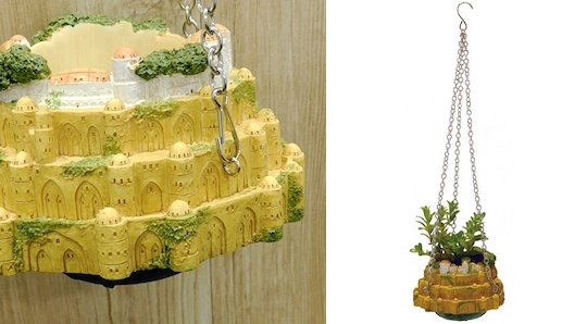 Castle in the Sky Laputa Hanging Planter