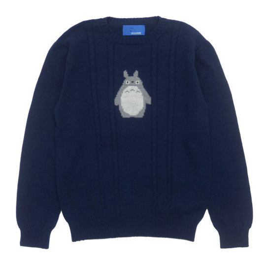 My Neighbor Totoro Hand-knit Sweater