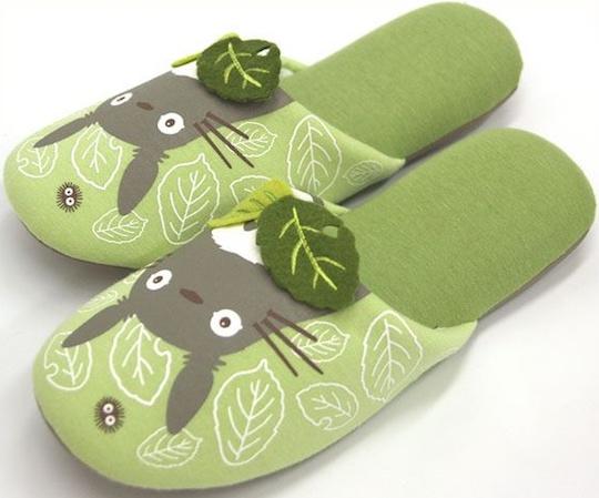 Totoro Slippers