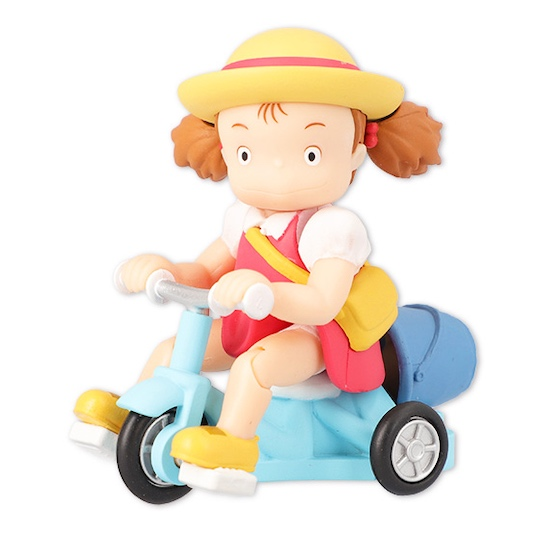 My Neighbor Totoro Pullback Toy Mei's Tricycle