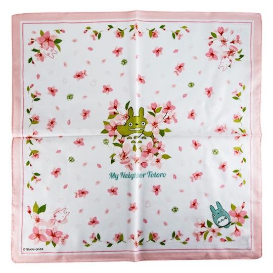 My Neighbor Totoro Sakura Handkerchief