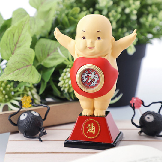 Spirited Away Boh Mini Clock