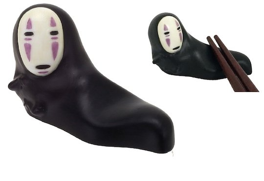 Spirited Away No-Face (Kaonashi) Chopsticks Rest