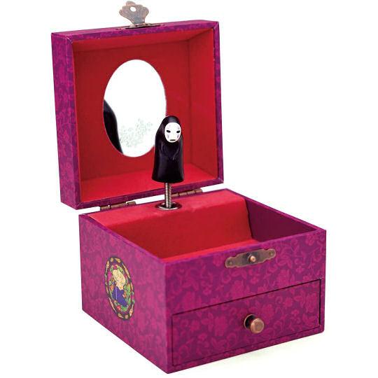 Spirited Away Music Box