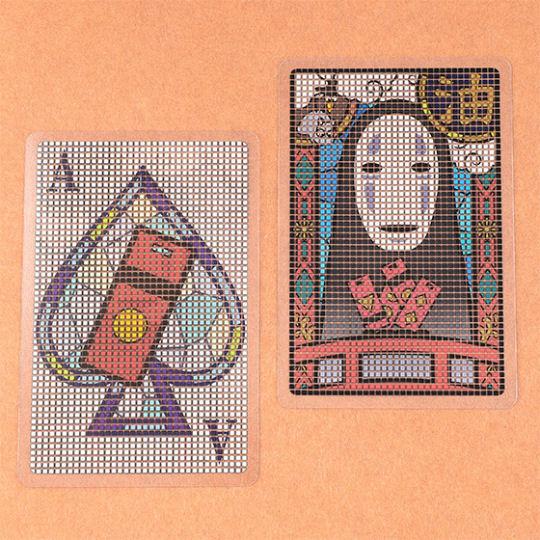 Spirited Away Playing Cards Deck
