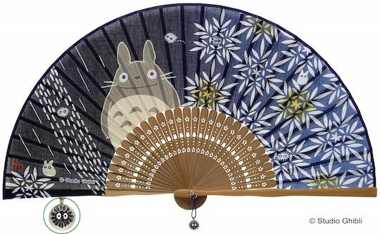 Studio Ghibli Illustrated Folding Fans