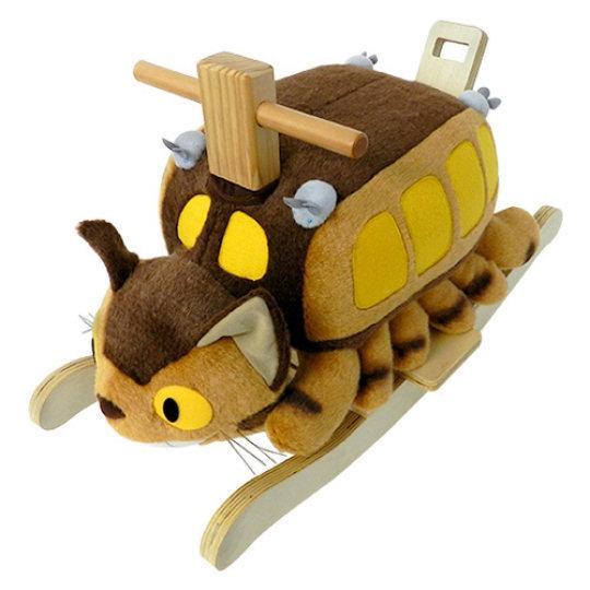 Totoro Catbus Rocking Horse