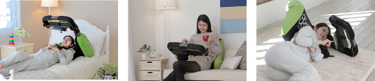 Goron Tablet Cushion