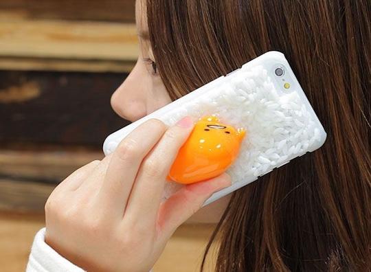 Gudetama Food Sample iPhone 6 Case