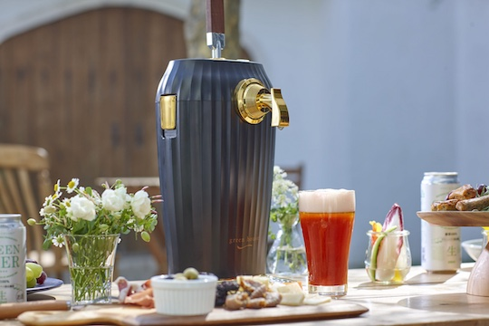 Beer Cocktail Server Machine