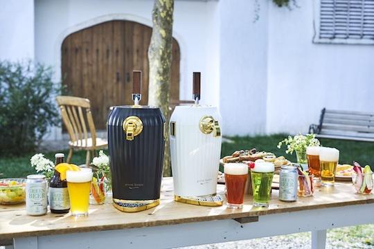 Beer Cocktail Server Machine