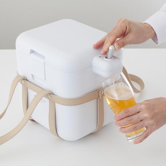 Foamy Beer Server Drink Cooler