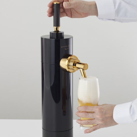 Ultrasonic Foamy Beer Stand Server