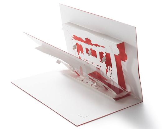 Kamidana Japanese Altar Card