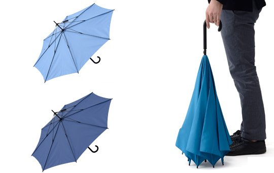 UnBrella Upside Down Umbrella