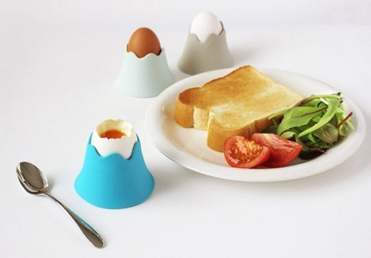 Fujisan Mt Fuji Egg Cup