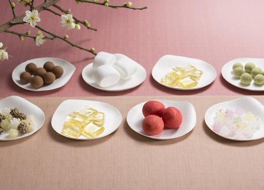 Kanazawa Gold Leaf Japanese Sweets