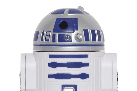 R2-D2 Talking Fridge Gadget
