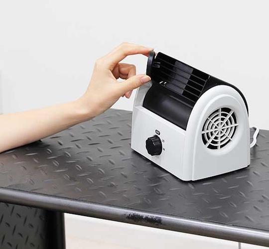 Japan Trend Shop Plus More Compact Desk Fan