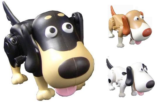 Peeing Dog