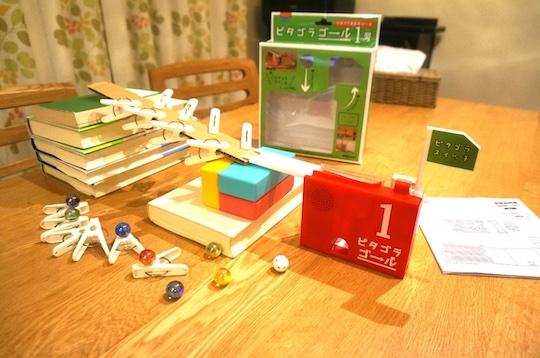 PythagoraSwitch Goal Machine No.1