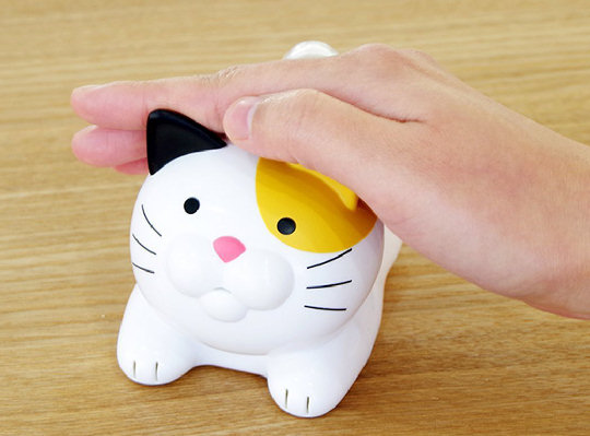 Nyankei Speaking Cat Thermometer