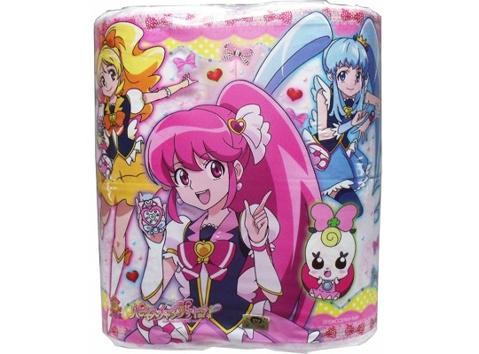 Japan Trend Shop   HappinessCharge PreCure! Anime Toilet Paper on anime architecture, gothic bathroom design, anime ideas, winnie the pooh bathroom design, public bathroom design, anime kitchen, horror bathroom design, indian bathroom design, anime home, american bathroom design, superhero bathroom design, home bathroom design, futuristic bathroom design, 3d bathroom design, linear bathroom design, japanese bathroom design, erotic bathroom design, male bathroom design, anime art, steampunk bathroom design,