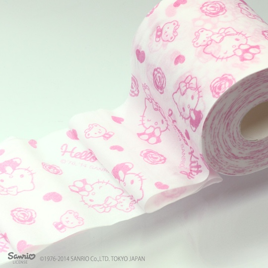 Hello Kitty Toilet Paper (6 Pack)