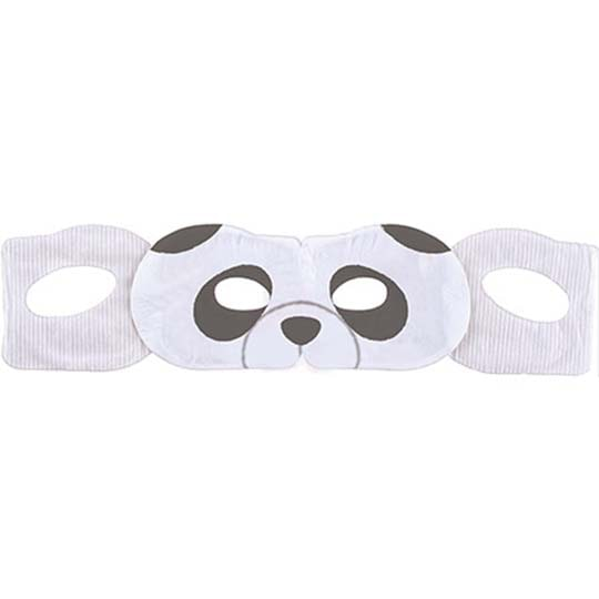 Heated Eye Mask with Animal Designs