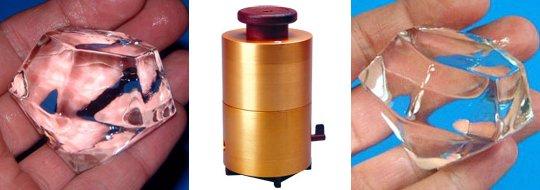 Ice Ball Mold Diamond Maker 60mm
