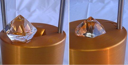 Ice Ball Mold Diamond Maker 60mm | Japan Trend Shop