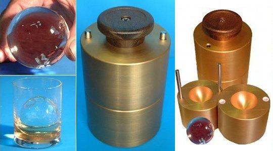 Eiswürfel-Schmelze Eisball 75 mm