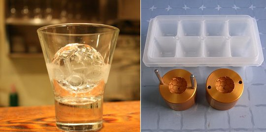 Ice Ball Mold Soccer Ball Football 30mm Ice Maker