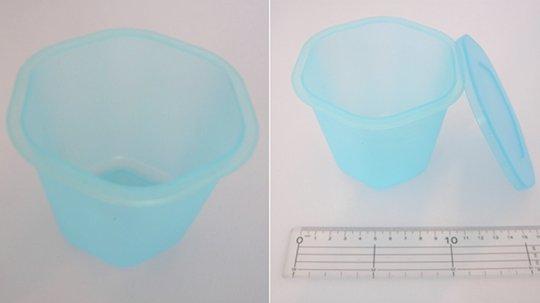 Eisblock-Macher 12er Set für Eiswürfel-Schmelze