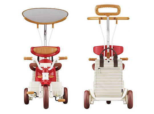 Japan Trend Shop Iimo Tricycle 3 For Kids