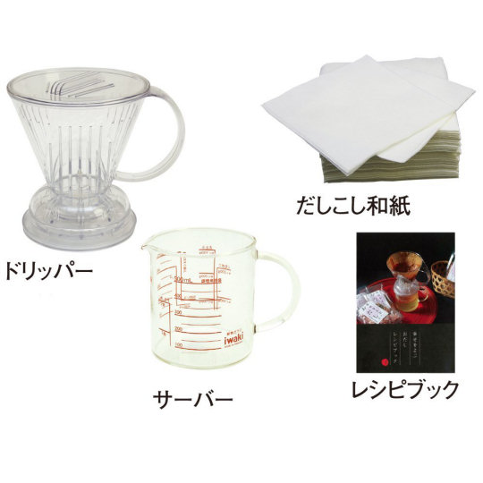 Dashi Stock Starter Kit
