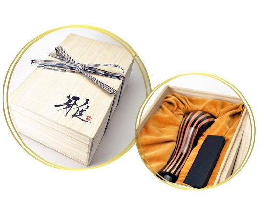 Miyabi Wooden Handcrafted Shower Head