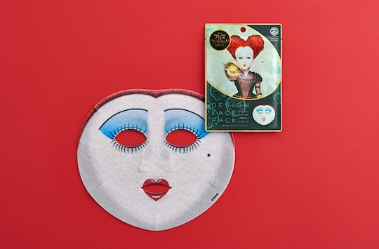 Alice Through the Looking Glass Face Packs