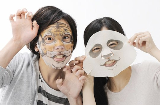 Animal Face Pack
