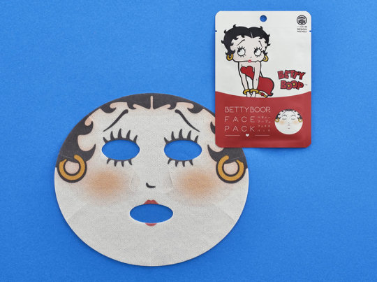 Betty Boop Face Pack (Three Pack)