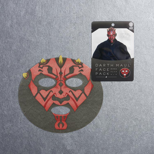 Darth Maul Face Pack (3 Pack)