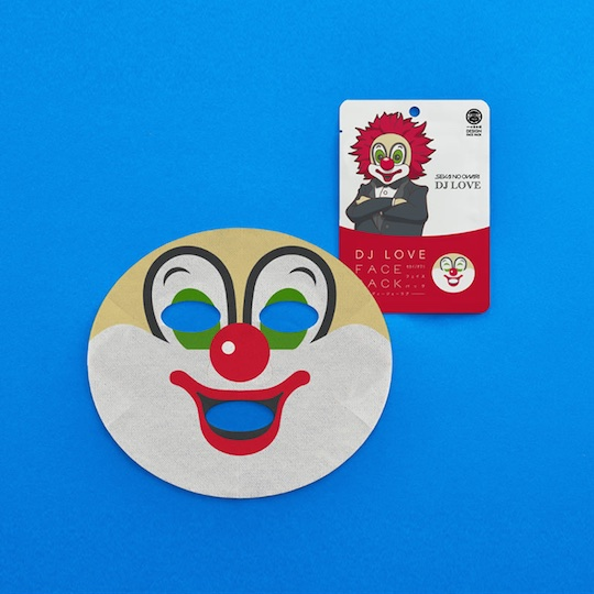 Sekai no Owari DJ Love Face Pack (Three Pack)
