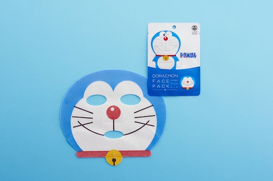 Doraemon Face Pack