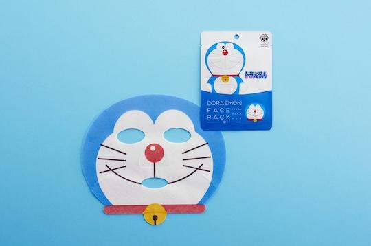 Doraemon Face Pack
