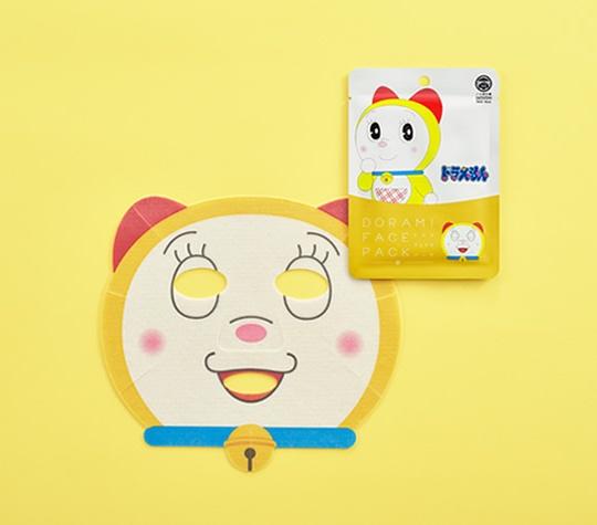 Dorami Face Pack (Three Pack)