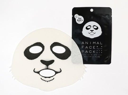 Giant Panda Face Pack for Kids