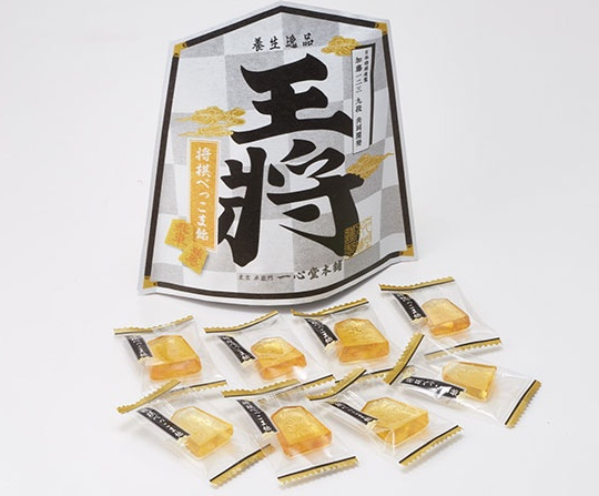 Shogi Japanese Chess Piece Candy (Pack of 3)
