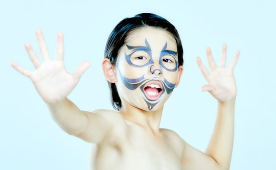 Kabuki Face Pack for Kids