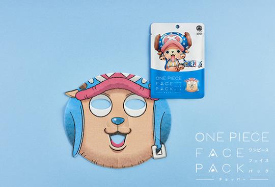 One Piece Chopper Face Pack